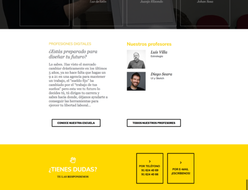 UC3M – Tema wordpress